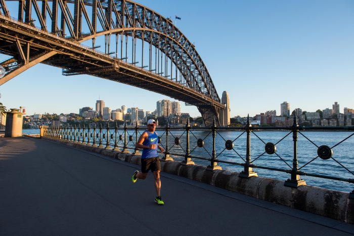 Jürg Widmer Probst - fitness Marathon