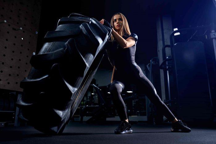 Jürg Widmer Probst - tyre workout